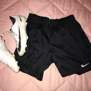 Women's Nike Black Shorts